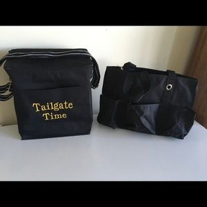 NWOT Picnic Thermal and Organizing Utility Tote